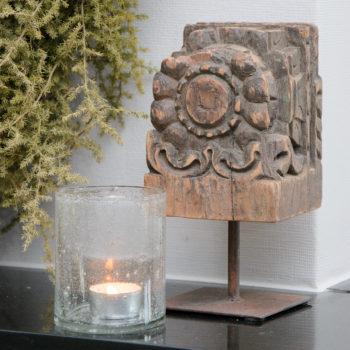 Ornament houtsnijwerk M