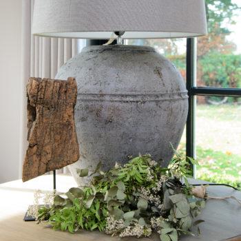 Houten ornament Varia I